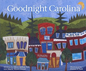 GoodNight Carolina- book cover