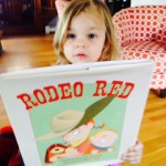 Catie and Rodeo Red